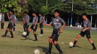 Timnas Pelajar U-18 menghadapi lawan lebih berat yaitu Korea Selatan pada laga kedua di Asian Schools Football Championship di Balikpapan (dok: Kemenpora)