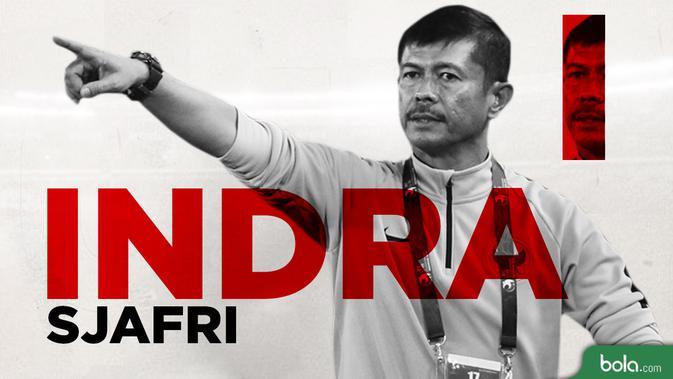 Indra Sjafri Pelatih timnas Indonesia U-22 (Bola.com/Adreanus Titus)