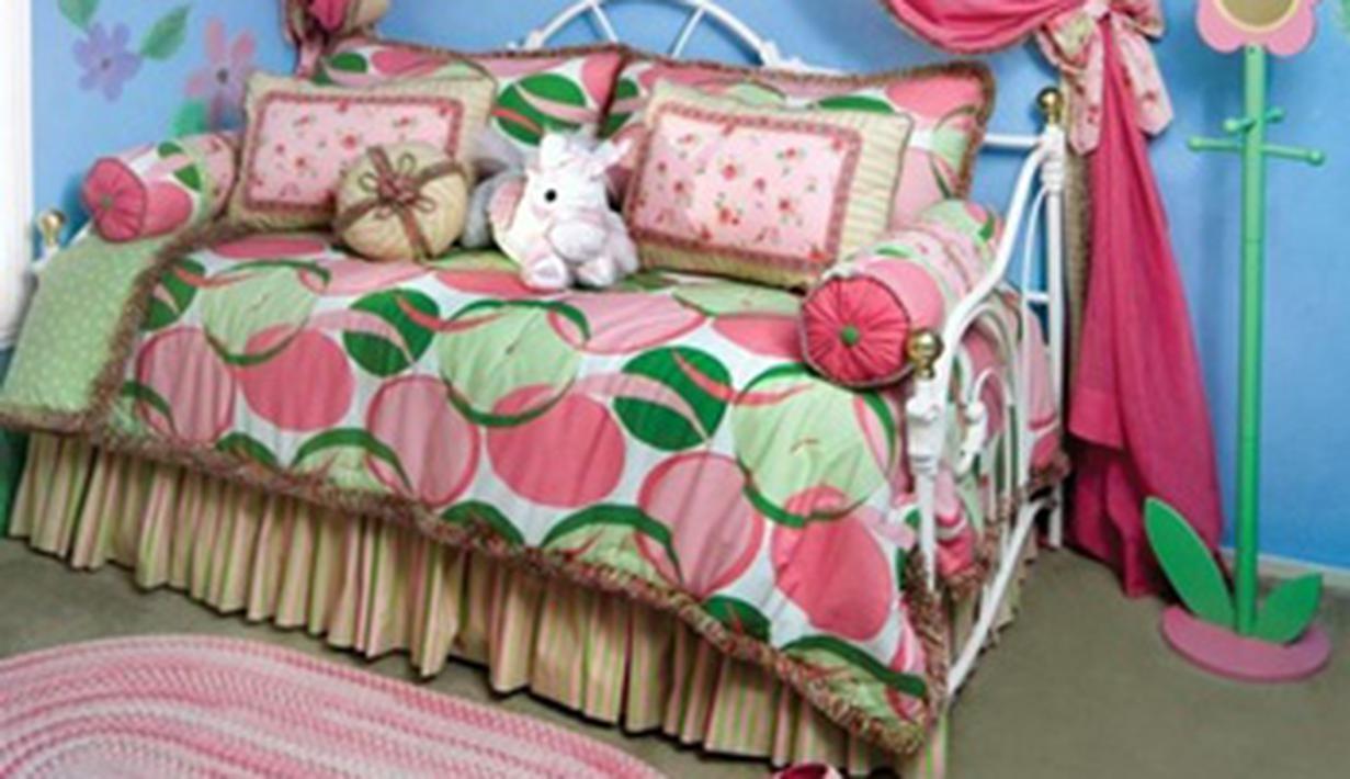 Inspirasi Kamar Tidur Bernuansa Negeri Dongeng Untuk Anak ...