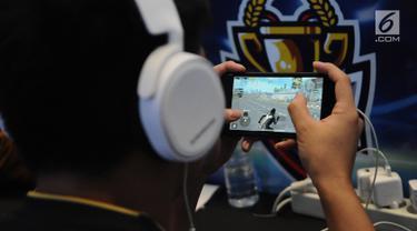 Turnamen Mobile Esports Cup 2019 di Mangga Dua