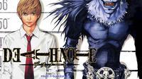 Manga Death Note karangan Tsugumi Ohba dan Takeshi Obata.