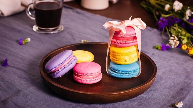 Cara Membuat Macaroon Sederhana Si Cantik Warna Warni Yang