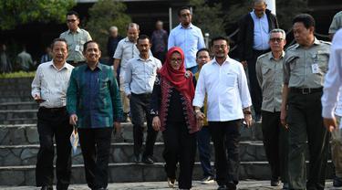 Sertijab Menteri Pertanian Syahrul YL dan Andi Amran Sudah Sesuai Jadwal