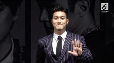 Siwon personel Super Junior meminta maaf atas kematian tetangganya.