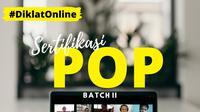 Penuhi Kebutuhan Industri, Diklat POP Kembali Digelar