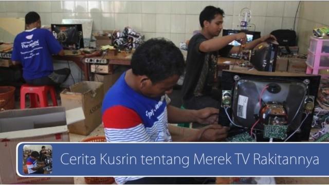 Muhammad Kusrin, si perakit televisi lulusan SD akhirnya mendapatkan sertifikat Standar Nasional Indonesia (SNI) untuk ketiga merek televisinya dan PT PLN (Persero) membantah tarif listrik di Indonesia yang termahal dibanding negara-negara di kawasan...