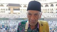 Tapsirin Wajat Ratam (81), salah satu jamaah haji kloter 11 asal Palembang yang menghilang di tanah suci mekkah (Dok. Foto pribadi keluarga Tapsirin / Nefri Inge)