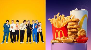 McD Resmi Rilis BTS Meal, Ini 6 Fakta yang Wajib Diketahui Sebelum Beli