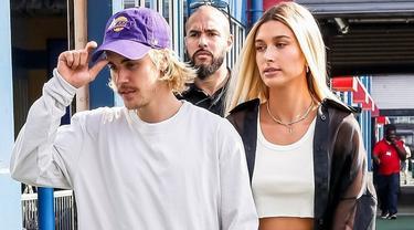Beberapa hari setelah hadir di New York Fashion Week, Justin Bieber dan Hailey Baldwin dikabarkan sudah menikah. (Entertainment Tonight)