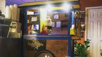 Hardena/Waroeng Surabaya, restoran Indonesia yang berlokasi di Philadelphia, Pennsylvania, Amerika Serikat. (dok. Instagram @hardenaphilly)