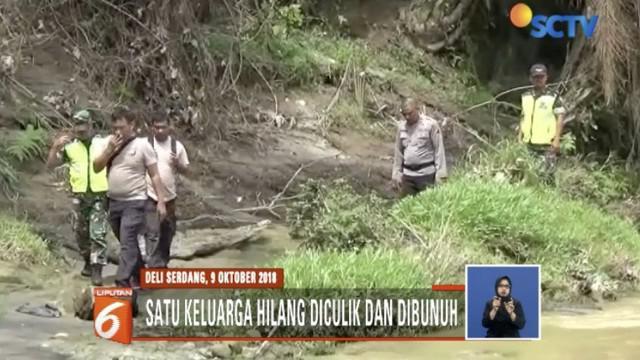 Tim meringkus tersangka AG dan RO di tempat persembunyiannya di Pekanbaru, Riau.