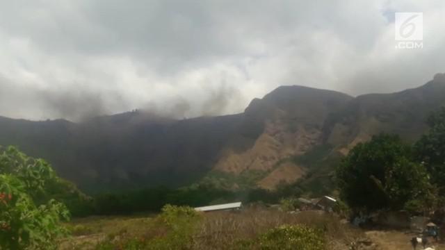 88 Foto Penampakan Di Gunung Rinjani Gratis Terbaru