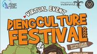 Gelaran Dieng Culture Festival 2020.