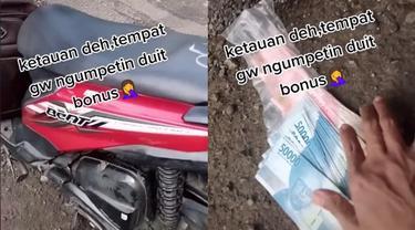 Viral Video Istri Temukan Tempat Suami Sembunyikan Uang Bonus Ini Kocak
