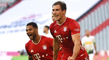Borussia Moenchengladbach Vs Bayern Munchen