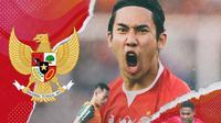 Stopper Masa Depan Indonesia (Bola.com/Adreanus Titus)