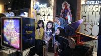 Penggemar film dapat berfoto di booth Captain Marvel dan mengikuti activity seru dengan hadiah serta merchandise yang langsung bisa dibawa pulang oleh penonton.