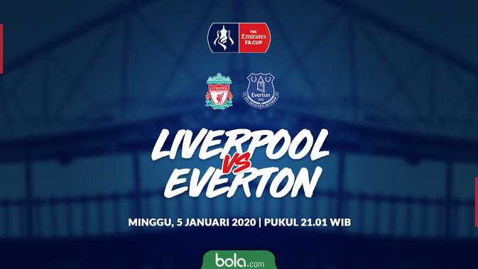 Prediksi Liverpool Vs Everton Derbi Merseyside Dengan Rasa Berbeda Bola Liputan6 Com