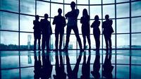 Ilustrasi Tim kerja atau pemimpin atau CEO. Foto: Freepik