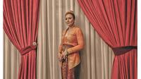 Wulan Guritno jadi bridesmaid (Sumber: Instagram/wulanguritno)