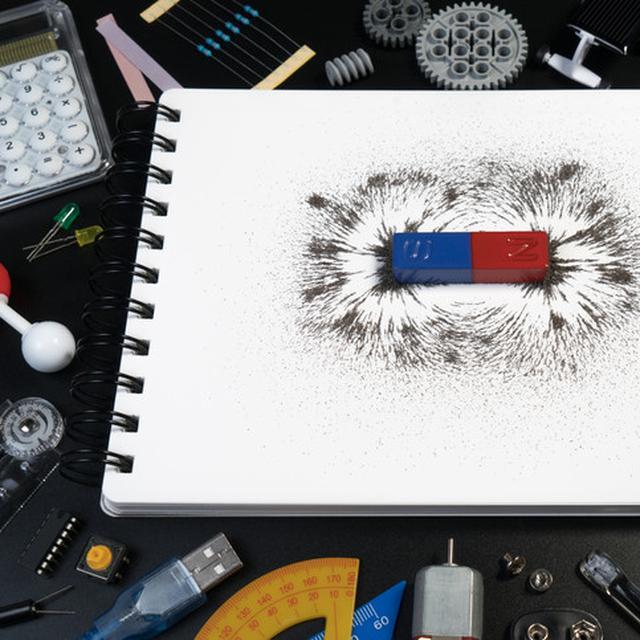 Cara Membuat Magnet Dengan Dialiri Arus Listrik - Rajiman