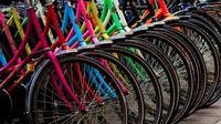 Ilustrasi sepeda | Via: pinterest.com
