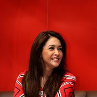 Maia Estianty masih terlihat cantik walaupun sudah berumur 39 tahun. (Galih W Satria/bintang.com)