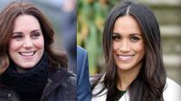 Kate Middleton - Meghan Markle © istimewa