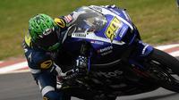 M Faerozi akan manfaatkan ilmu yang didapatkan dari akademi milik Rossi di ARRC seri 5 (Dok: Yamaha Racing Indonesia)