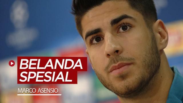 Berita video mengetahui alasan bintang Real Madrid dan Timnas Spanyol, Marco Asensio, yang merasa Belanda spesial baginya.