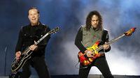 Metallica membawakan lagu-lagu band legendaris di sebuah penghargaan khusus Ozzy Osbourne.