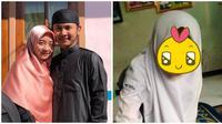 Potret lawas istri Muhammad Rafly DA, Ega Noviantika. (Sumber: Instagram/@eganoviantika_98/Facebook/EGA Noviantika DA2)