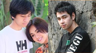 7 Potret Cavin Obrient, Putra Yuni Shara yang Disebut Netizen Mirip Raffi Ahmad
