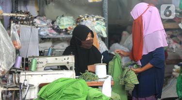 UMKM Konveksi yang Mampu Bertahan di Desa Curug