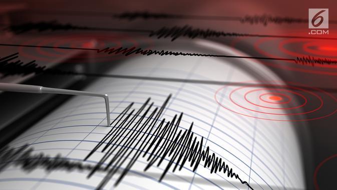 BMKG: 27 Kali Gempa Susulan Terjadi Di Mamberamo Papua