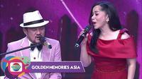 Momen Charlie Fry Berduet dengan Iis Menyanyikan Lagu You di Golden Memories Asia