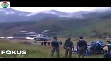 Kapolri Jenderal Polisi Tito Karnavian di Istana Negara mengatakan, aksi penembakan yang dilakukan kelompok kriminal bersenjata di Papua bertujuan untuk menunjukkan eksistensi.