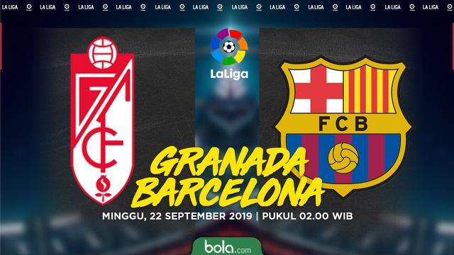 Prediksi Granada Vs Barcelona: Saatnya Perbaiki Catatan Tandang – Spanyol