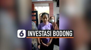 Warga satu kampung di Banyuwangi, Jawa Timur jadi korban investasi bodong. Warga tidak menerima keuntungan berkali lipat yang dijanjikan oleh sang pelaku.