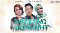 HL Weekend Highlight Sheila Marcia, Sys NS, Angel Lelga