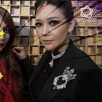 Berkolaborasi dengan Maia Estianty, Tata Janeeta merilis sebuah single berjudul Sang Penggoda.
