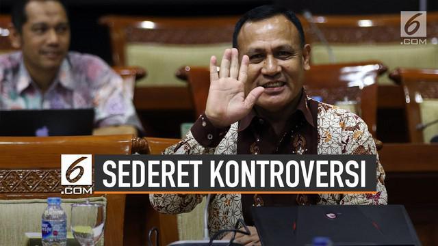 Irjen Pol Firli Bahuri terpilih menjadi Ketua KPK tanpa voting. Nama Firli sudah jadi kontroversi sejak muncul di publik.