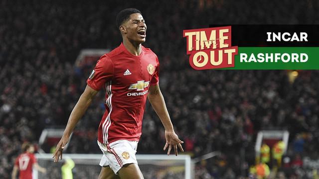 Berita video Time Out kali ini tentang Real Madrid yang mengincar bintang muda Manchester United, Marcus Rashford.