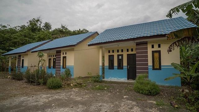 Rumah Khusus Nelayan. (Dok Kementerian PUPR)