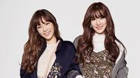 Taeyeon dan Tiffany makin sukses dengan solo karier. Kamu tim siapa? (Foto: Pinterest)
