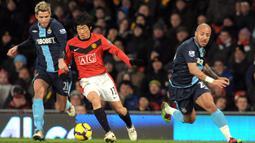 """Fans Manchester United menjulukinya """"Three Lung Park"""" karena kinerjanya hebatnya dan kemampuannya berlari dalam 90 menit dalam setiap pertandingan. (AFP/Andrew Yates)"""