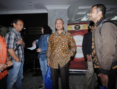 Ketua MK Lobi DPR, Busyro Cabut Gugatan Pansus KPK