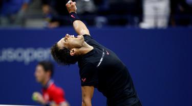 Rafael Nadal, AS Terbuka 2017