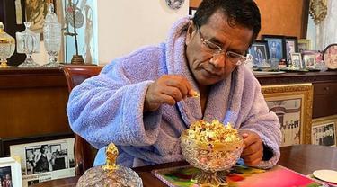 Hotman Paris Beli Popcorn Buatan Chef Arnold Seharga Rp 50 Juta, Bikin Melongo