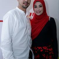 Annisa Tri Hapsari begitu antusias terlibat di 'Gerakan Ibu Memberi Lebih' (Galih W Satria/Bintang.com)